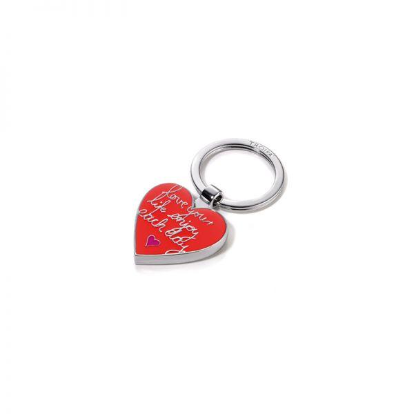 Ключодържател TROIKA - LOVE & ENJOY