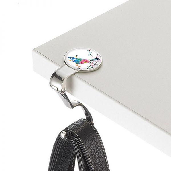Закачалка за чанта TROIKA - BIRDIE
