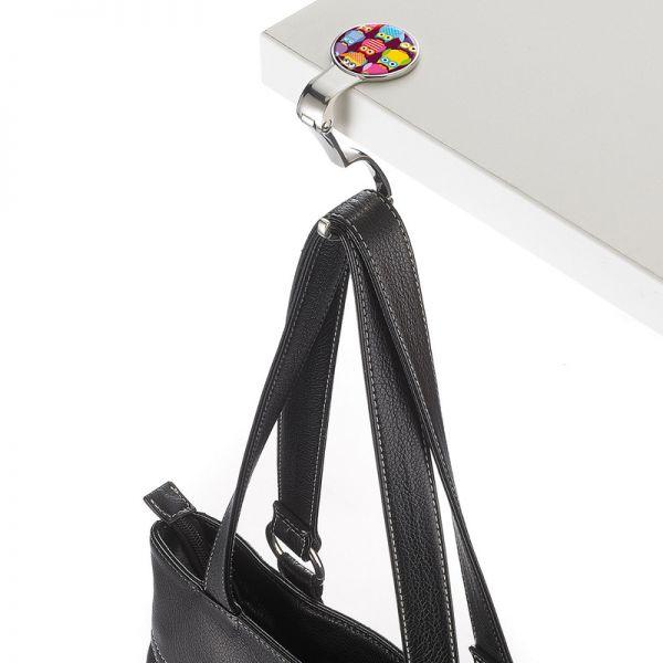 Закачалка за чанта TROIKA - Eulenbande