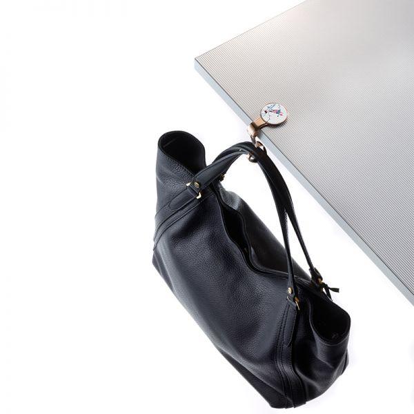 Закачалка за чанта TROIKA -  BIRDIE ROSE