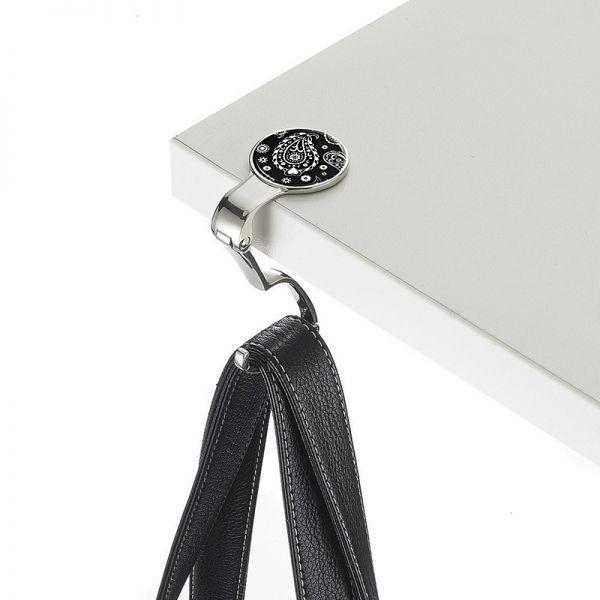 Закачалка за чанта TROIKA - PAISLEY CLASSIC
