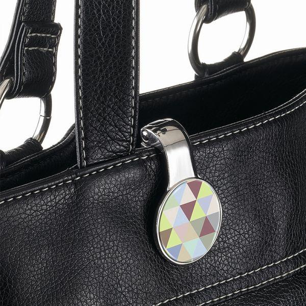 Закачалка за чанта TROIKA - TRIANGLE ART