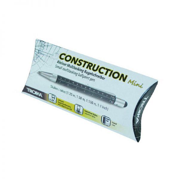 Химикалка TROIKA - CONSTRUCTION MINI