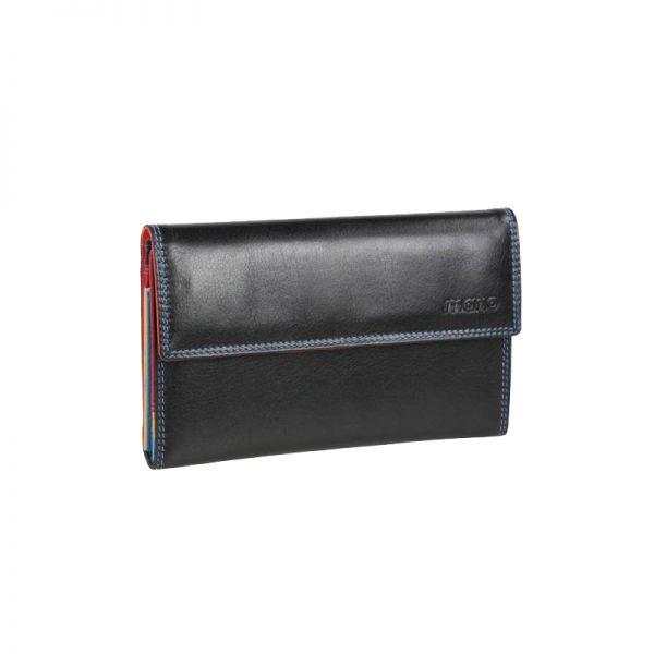 Дамски портфейл Mano с 20 отделения за кредитни карти