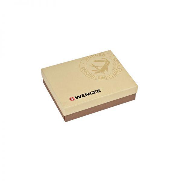 Wenger LE RUBLI с 10 отделения за карти