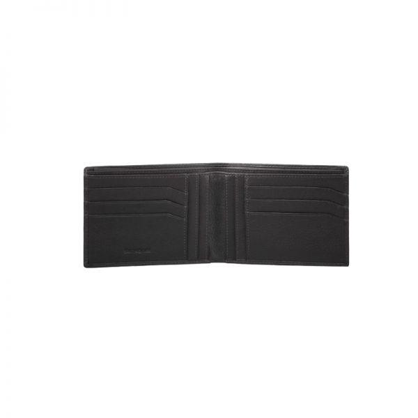 Mъжки черен портфейл Samsonite