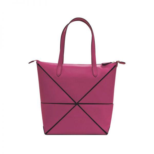 Дамска чанта Cross Origami Collapsible, малък размер, Розова