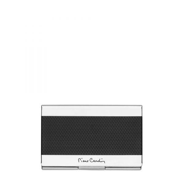 Визитник Pierre Cardin - Carbon, метален