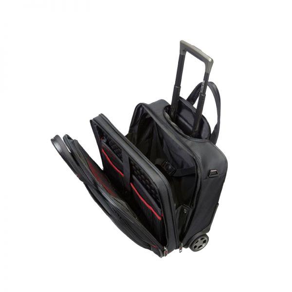 Мобилен офис на 2 колела PRO-DLX 4 за 16.4' лаптоп