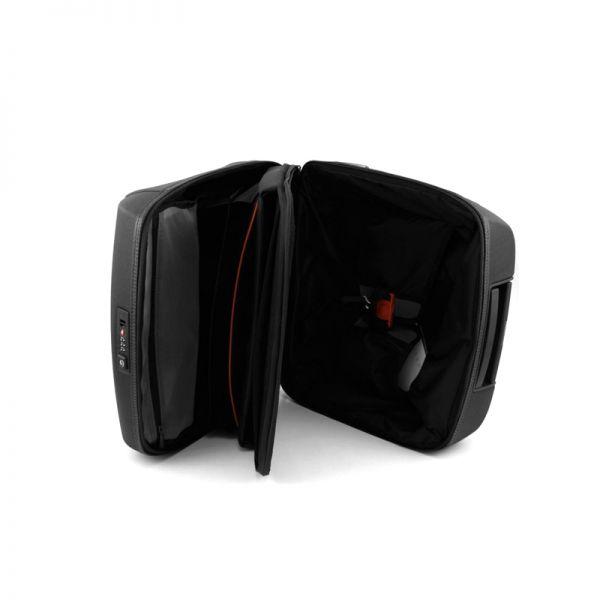 Бизнес куфар на 2 колела Litesphere за 16,4 инча лаптоп черен цвят