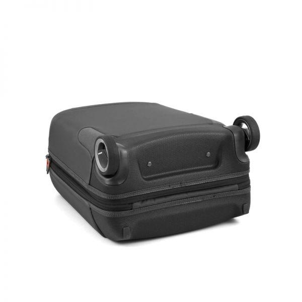 Мобилен офис Litesphere за 17.3 инча лаптоп черен цвят