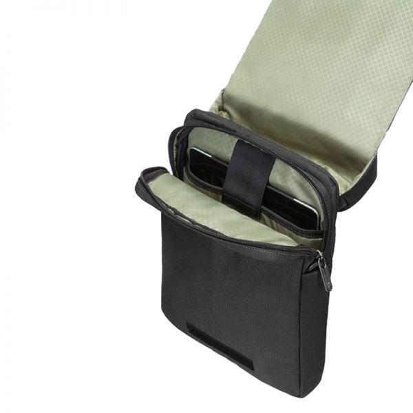 Черна чантичка за рамо Network 2 за 7-9.7' инчов таблет