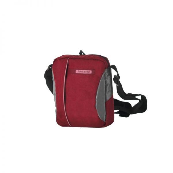 Червена чантичка за рамо Wander- Full