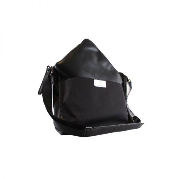 Дамска бизнес чанта за 10,2 инча лаптоп Lady Biz II черен цвят