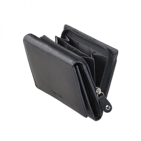 Дамски портфейл Samsonite с 11 отделения за карти и документи