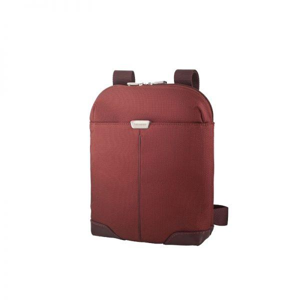 Чанта за рамо за iPAD 9.7' ръждиво червена