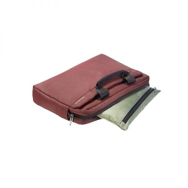 Червена компютърна чанта Network 2 за 17.3' инча лаптоп