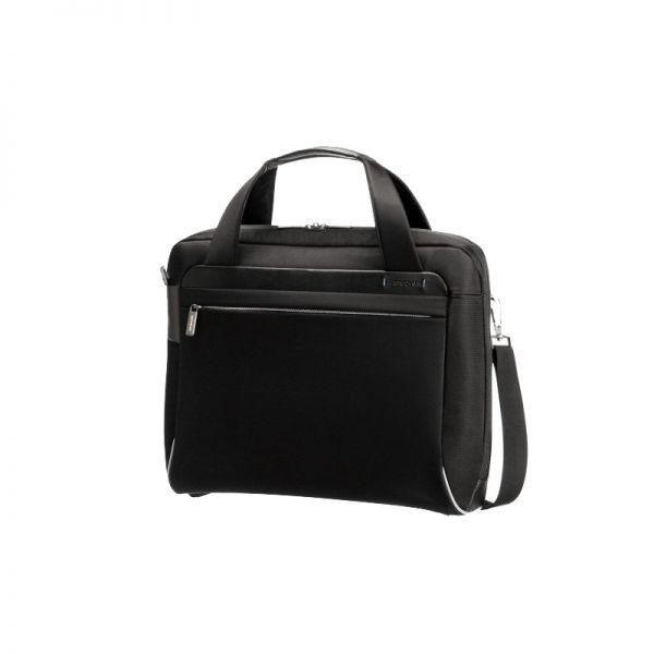 Черна бизнес чанта за 16 инча лаптоп Spectrolite
