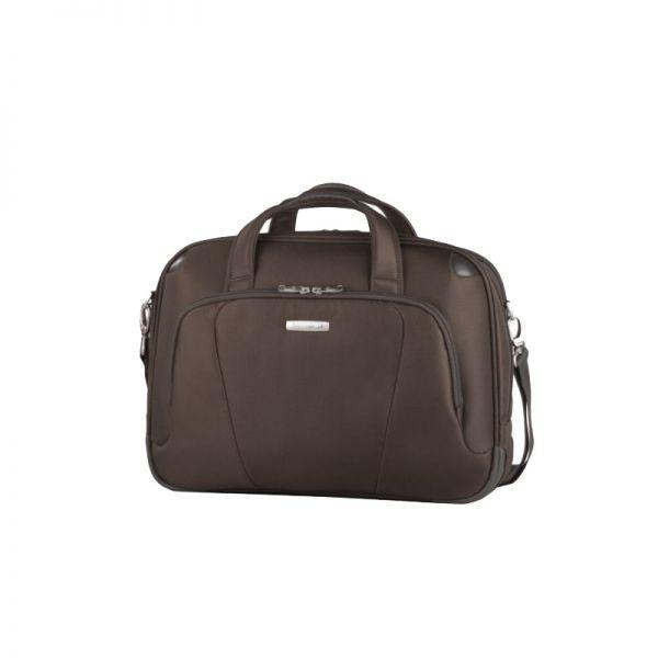 Кафява бизнес чанта X'ion3 за 16 инча лаптоп