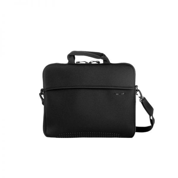 Черна чанта, размер L, за 17.3 инчов лаптоп Aramon