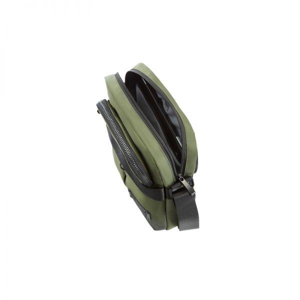 """Чанта за таблет за рамо 7""""- 9.7"""" Cityvibe в зелен цвят"""