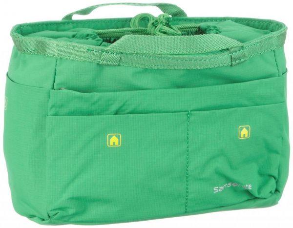 Мини дамска чанта зелена Samsonite Simply My Samsonite 1