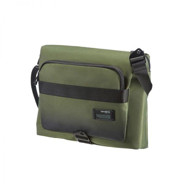 """Чанта за лаптоп 11.6"""" Cityvibe в зелен цвят"""