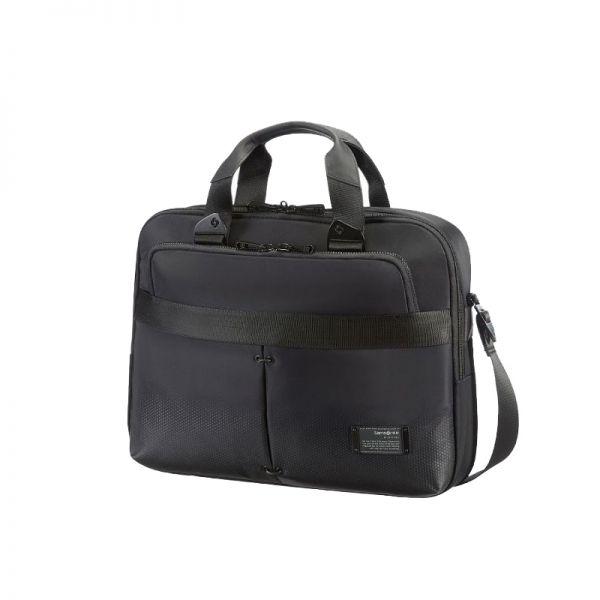"""Чанта за лаптоп 16"""" Cityvibe в черен цвят"""