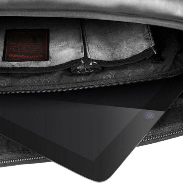 Черна дамска чанта Litesphere LHB за 15,6 инча лаптоп
