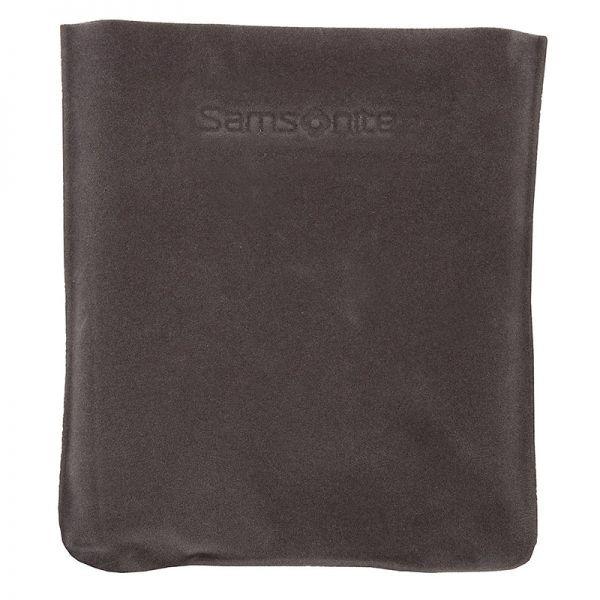Надуваема възглавничка за път с калъфче цвят графит