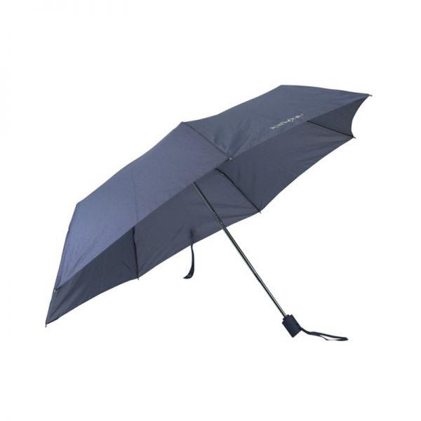 Дамски автоматичен чадър в син цвят Samsonite