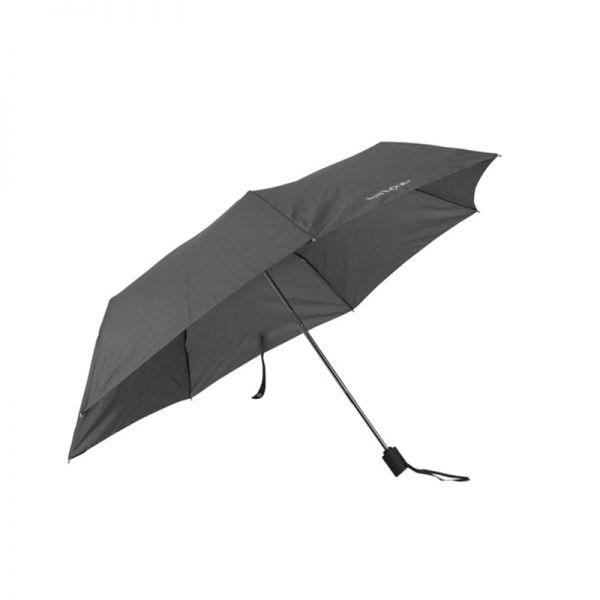 Дамски автоматичен чадър в черен цвят Samsonite
