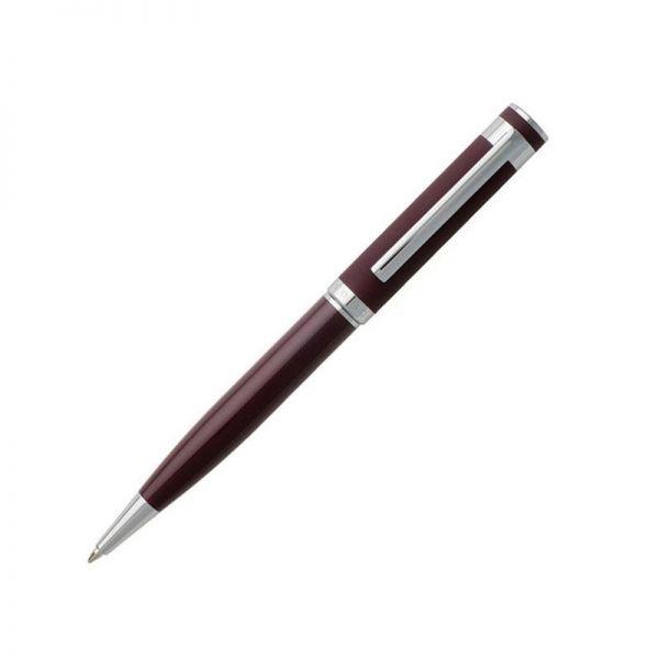 Химикалка HUGO BOSS CAPTION BURGUNDY