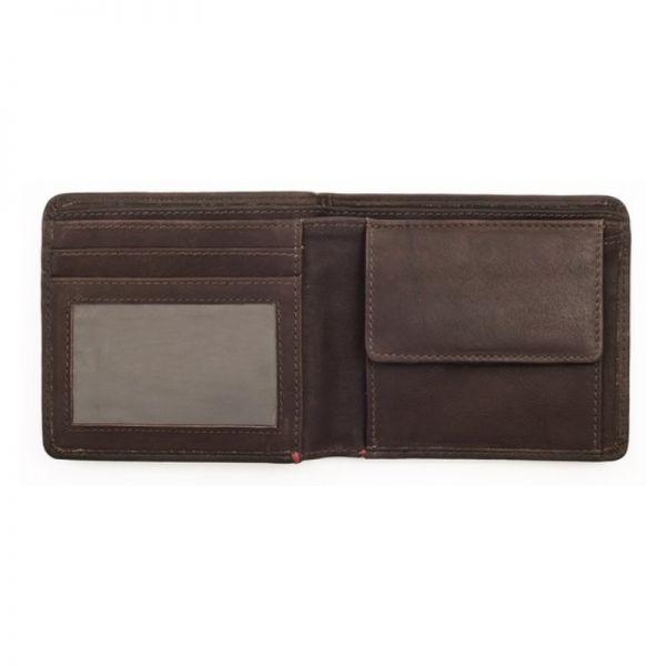 Мъжки портфейл Zippo, с монетник