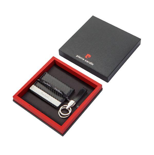 Комплект PIERRE CARDIN - химикалка и калъф за документи