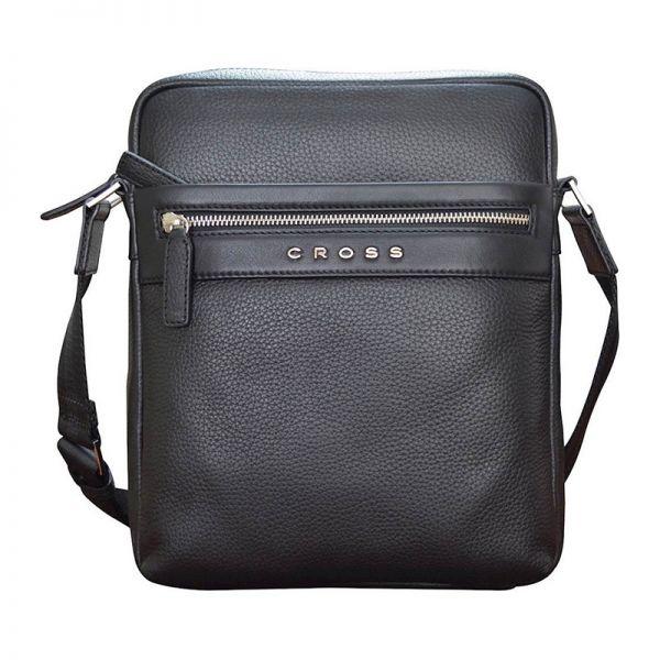 Мъжка чантичка Cross Nueva FV Crossbody Bag, за таблет, черна