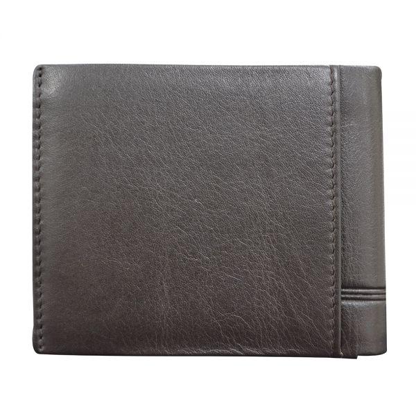 Мъжки портфейл, с монетник Cross Classic Century, тъмно кафяв