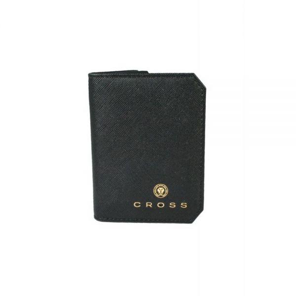 Калъф за карти и документи Cross First Class, черен
