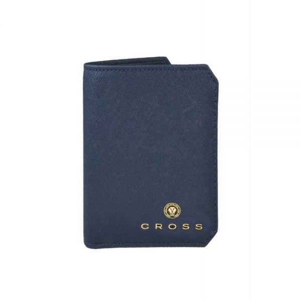 Калъф за документи, карти и визитки Cross First Class, черен