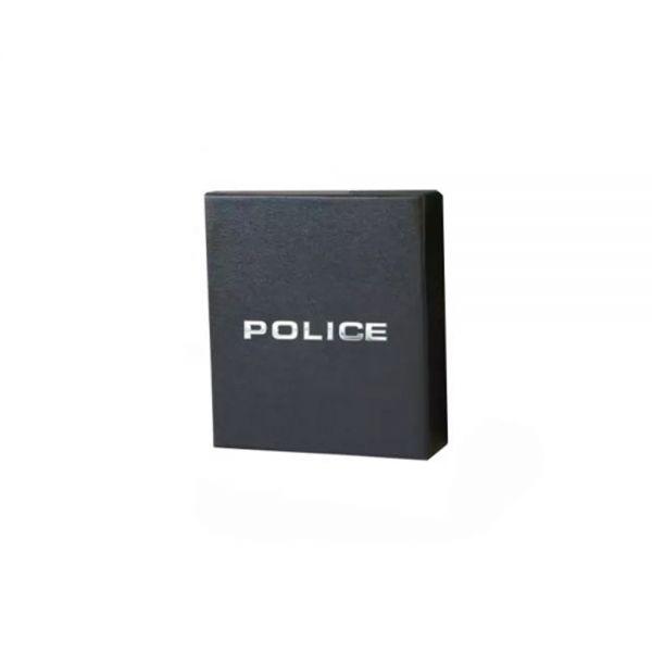 Калъф за документи, карти и визитки Police Hot Shot, черен