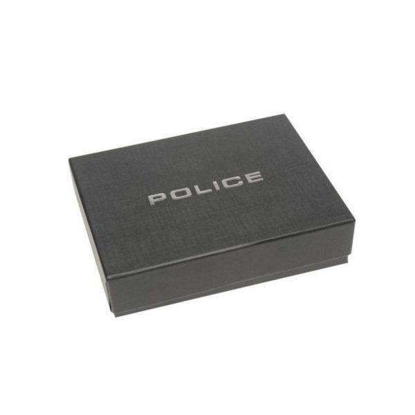 Мъжки портфейл Police вертикален, с монетник Pyramid North Wallet