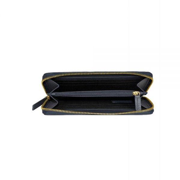 Дамски портфейл Cross, колекция Monte Carlo, черен