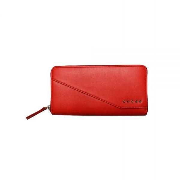 Дамски портфейл Cross, колекция Spark, Red