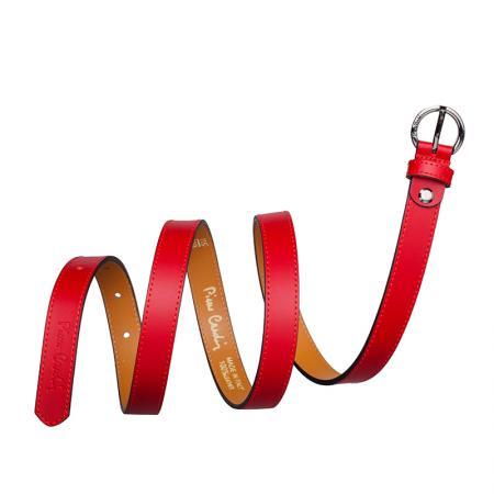 Дамски червен колан Pierre Cardin