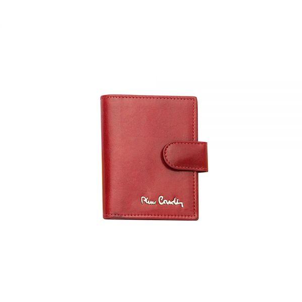 Калъф за документи Pierre Cardin, червен