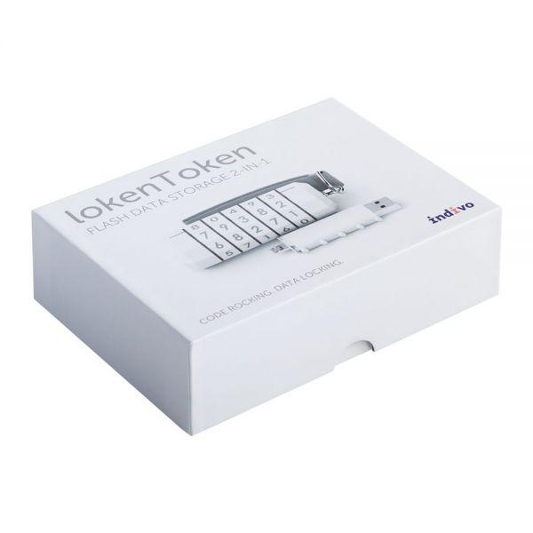 loken Token - 16GB USB Памет