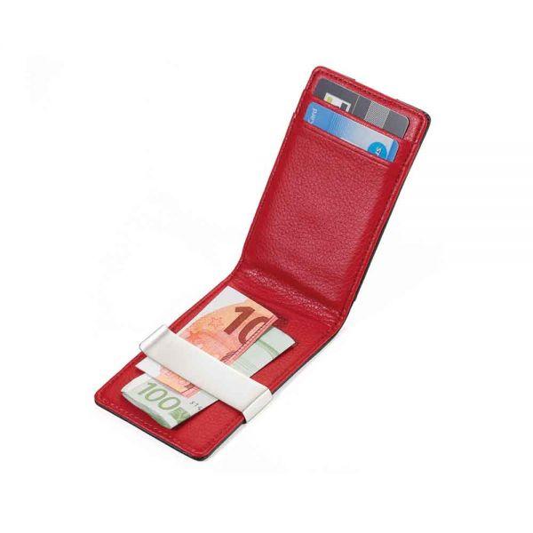 Калъф за кредитни карти Troika-RED PEPPER CardSaver®