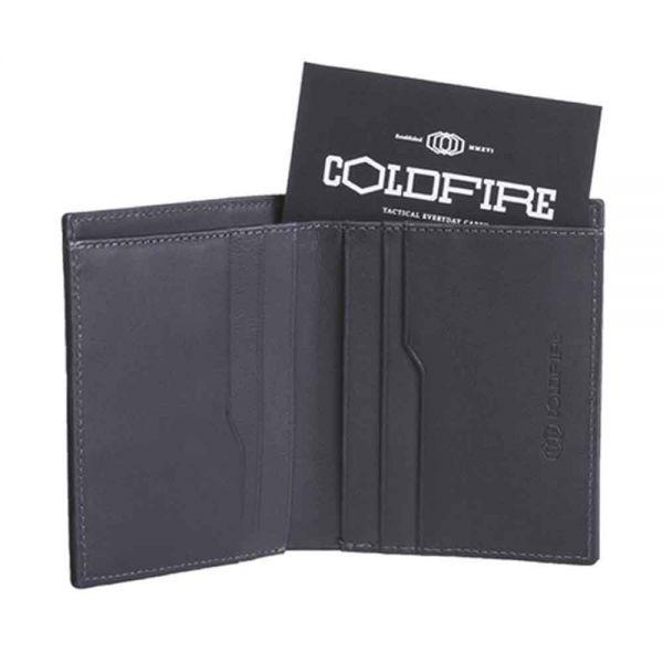 Несесер за пътуване от Карбон Coldfire, GT-Rebel Travel Wallet Zip around, RFID защита