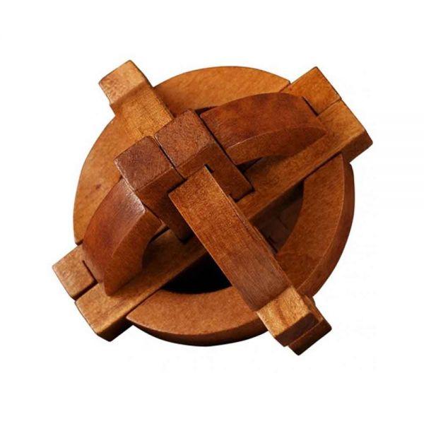 Комплект 3D пъзели Professor Puzzle - Едвин Хъбъл и Йохан Кеплер