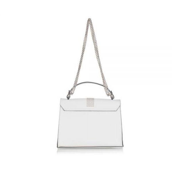Дамска чанта Pierre Cardin , голяма бяла